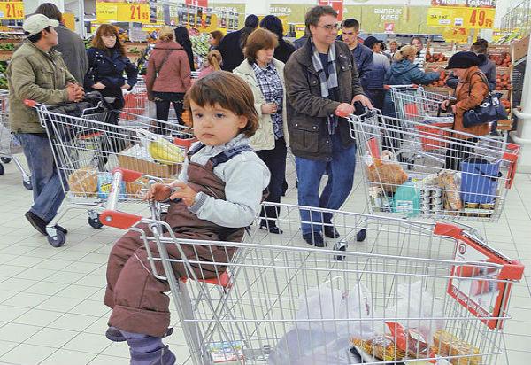 Экономика России больше не может опираться на потребительский спрос