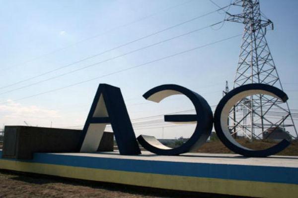 На Запорожской АЭС отключился главный насос первого энергоблока