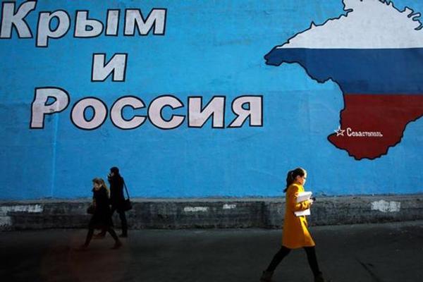 Началась ликвидация Министерства по делам Крыма