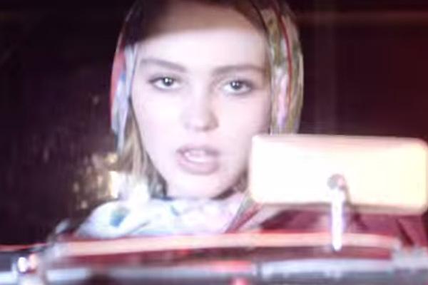 Дочь Джонни Деппа снялась в бюджетном клипе ирландского рэпера