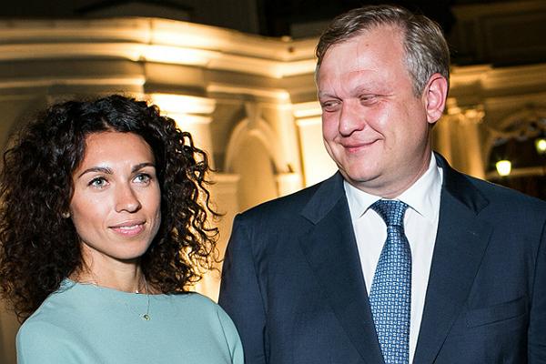 Экс-глава департамента культуры Москвы Сергей Капков женился во второй раз