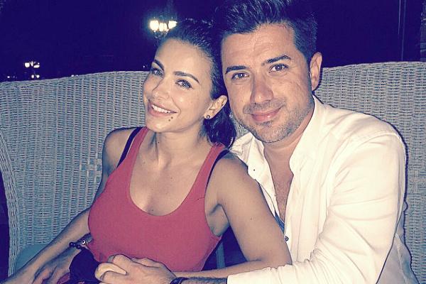 Ани Лорак празднует в Турции годовщину знакомства с мужем