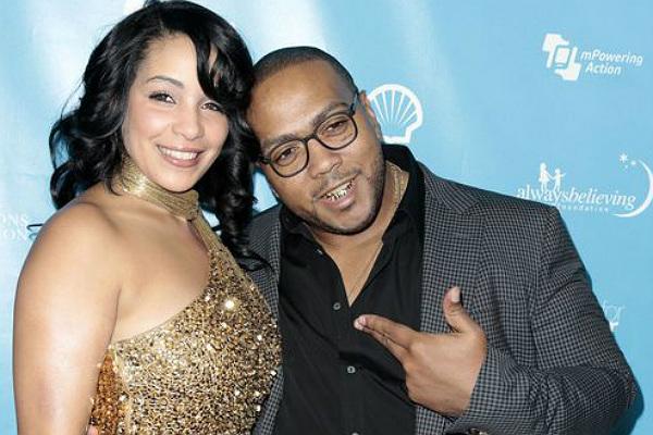 Рэпер Timbaland разводится с женой со второй попытки