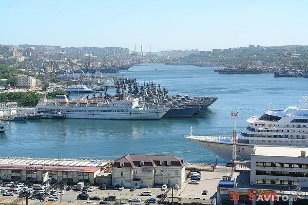 Принят закон о свободном порте Владивосток