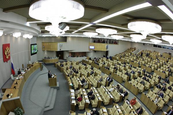Конституционный суд одобрил перенос выборов в Госдуму