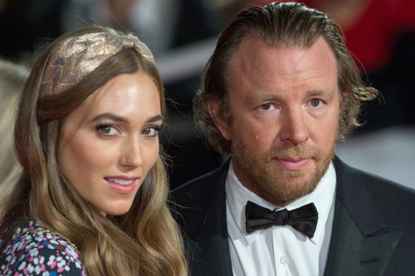 Экс-супруг Мадонны женился на модели