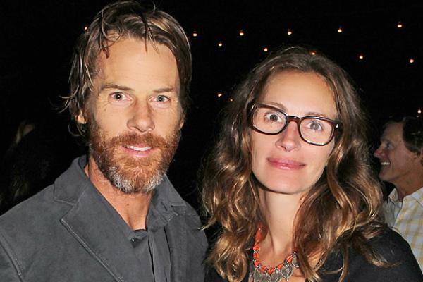 Джулия Робертс разводится с мужем после 13 лет брака