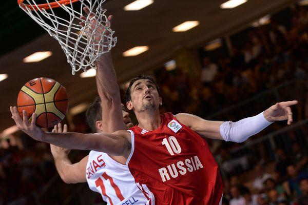 Российские сборные по баскетболу отстранены от международных соревнований