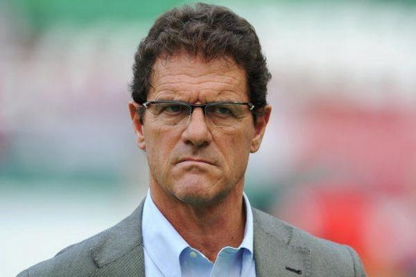 Россияне потребовали отставки тренера сборной по футболу Капелло