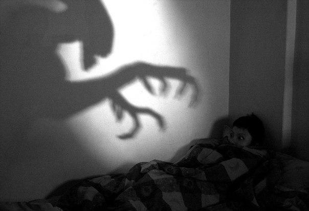 Ученые рассказали, почему люди видят призраков