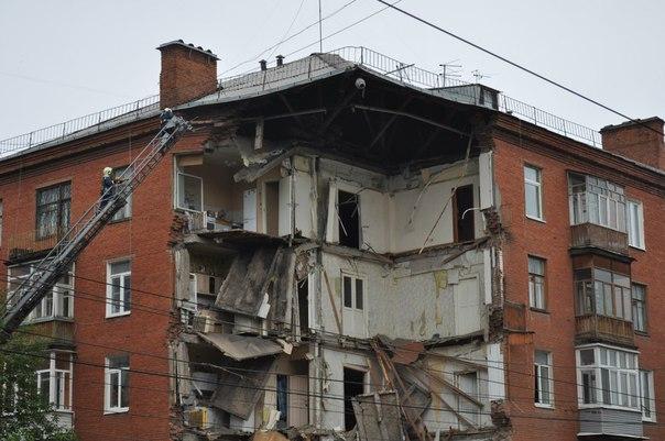 Погиб 23-летний парень, пострадавший при обрушении пятиэтажки в Перми