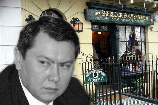 СМИ: Дом Шерлока Холмса принадлежал зятю Назарбаева