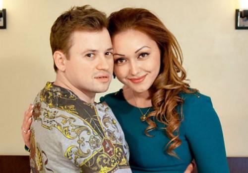 Андрей и его невеста Диана