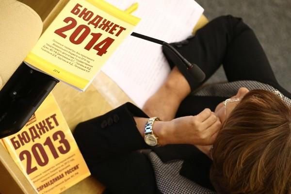 В Думу поступил правительственный отчет по бюджету за 2014 год