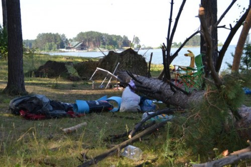 Троих бизнесменов убили и расчленили под Омском
