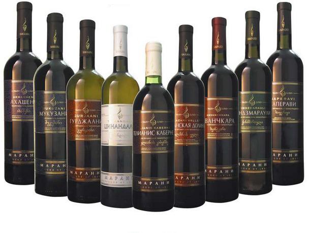 Россия спасает грузинских виноделов