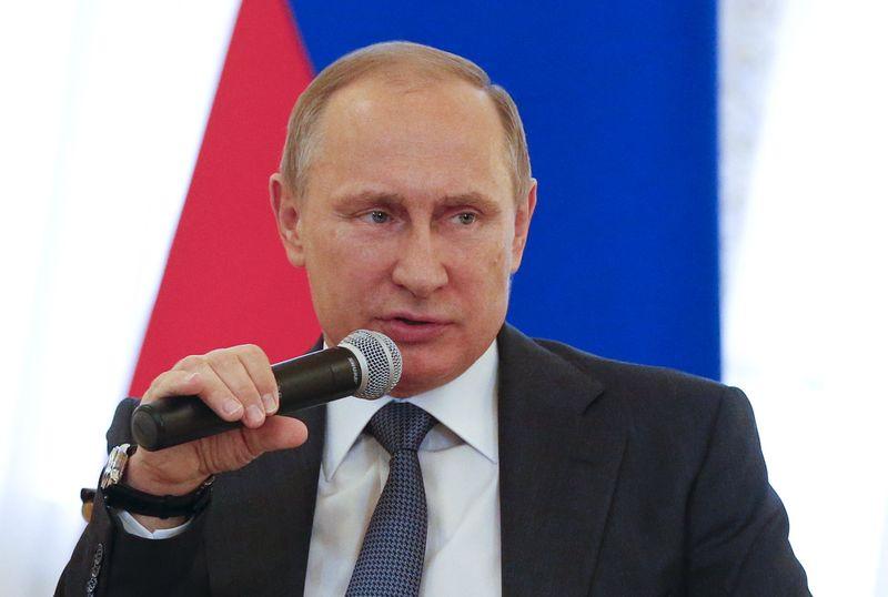 Путин: Инструмент санкций должен быть изъят из международного общения