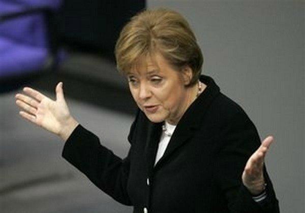 Меркель проиграла Евросоюз в Греции