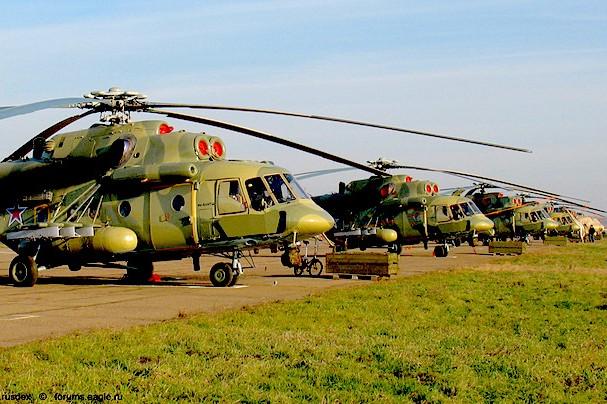 На юге России ВВС испытали