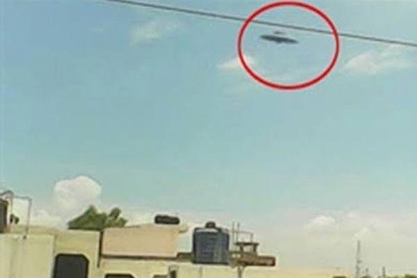 Фото летающей тарелки вызвало ажиотаж в Интернете