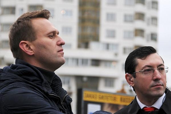 Навальный может стать фигурантом уголовного дела против националиста Поткина
