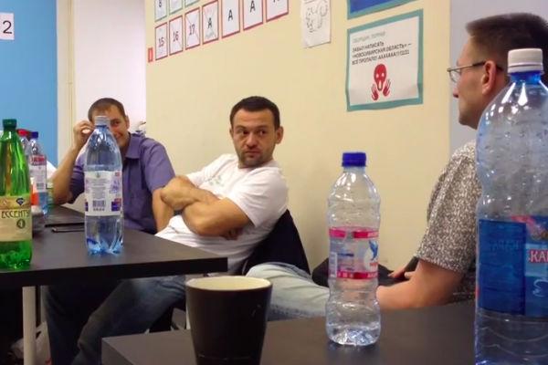 Участникам голодовки ПАРНАСа вызвали врача