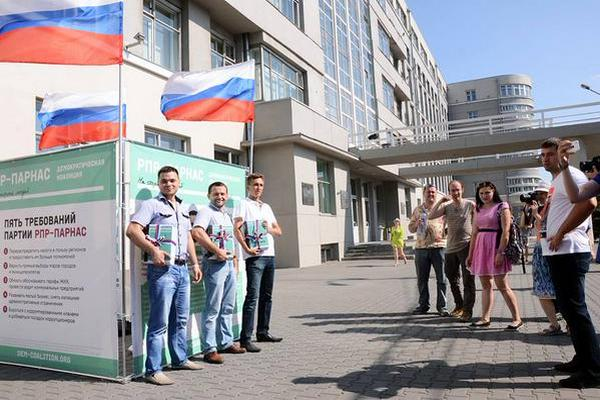 Избирком Новосибирска признал 87 ошибок при отказе Демкоалиции