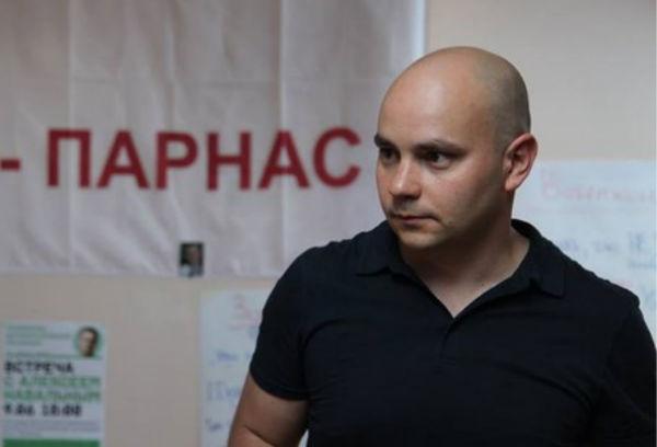 Активист ПАРНАСа Пивоваров арестован на 2 месяца в Костроме