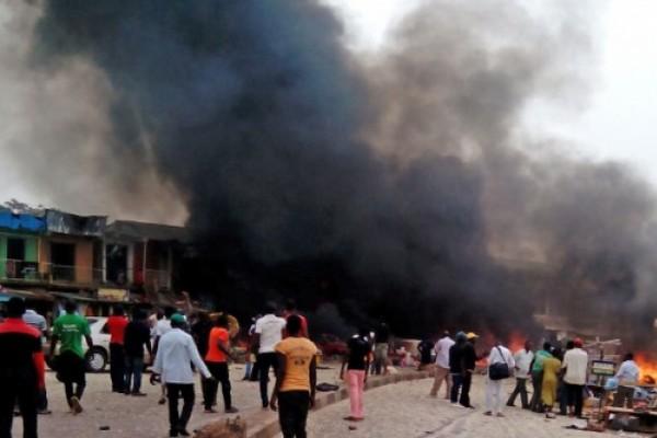 Смертница убила 15 человек в нигерийской церкви