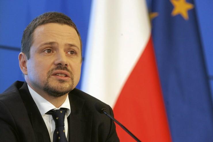 Замглавы МИД Польши открестился от украинских беженцев