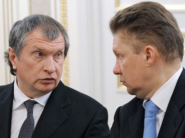 «Газпрому» наносят еще один удар, теперь уже свои