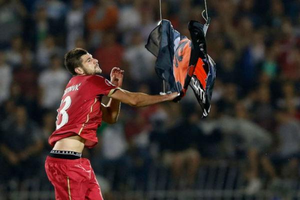 Суд присудил Албании победу в скандальном матче с Сербией