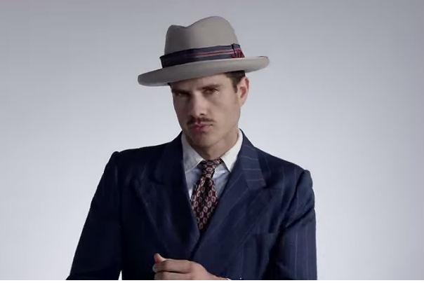 Видео метаморфоз мужского костюма за 100 лет стало хитом Интернета