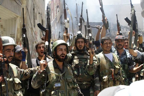 В Сирии объявлена амнистия дезертирам