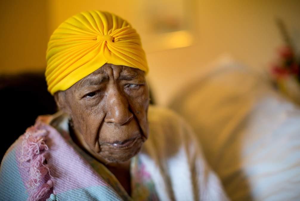 Самая старая женщина на Земле раскрыла секрет долголетия