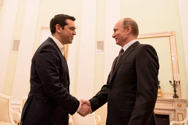 Россия могла бы помочь Греции, но это нас не касается