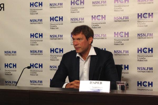 Олег Царев: Саакашвили изначально участвовал в перевороте на Украине