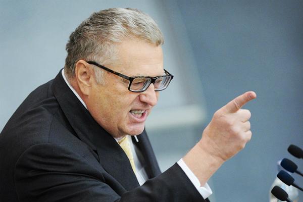 Жириновский обжалует европейские санкции против него