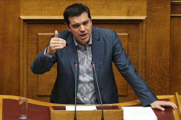 Алексис Ципрас произвел крупные кадровые перестановки в правительстве
