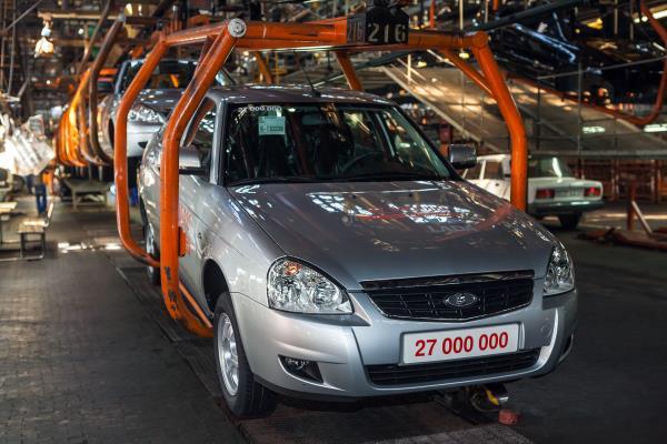 Правительство планирует увеличить господдержку автопрома