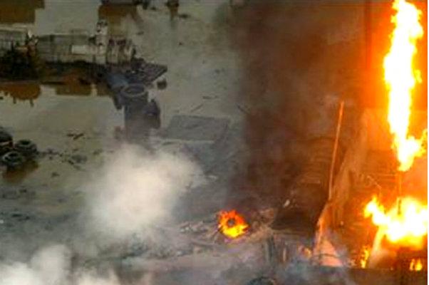 В Азербайджане взорвался оборонный завод, есть многочисленные жертвы