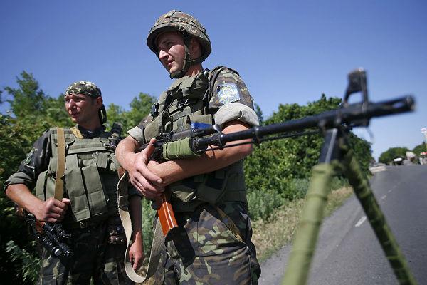 Россияне опасаются, что война на Востоке Украины перейдет на Россию