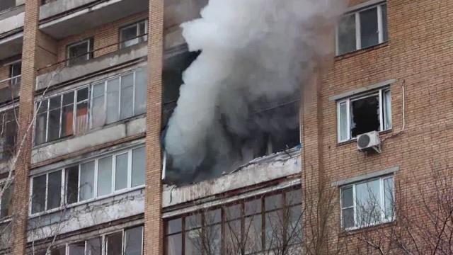 В Свердловской области взорвалась пятиэтажка, есть пострадавшие