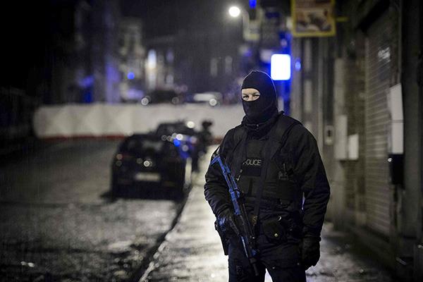 В столице Бельгии захвачены заложники