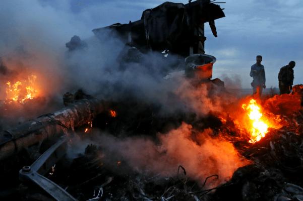 Нидерланды допускают, что Boeing-777 был сбит украинским истребителем