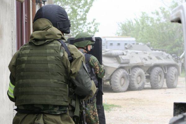 Спецназовец убит в перестрелке с боевиками в Дагестане