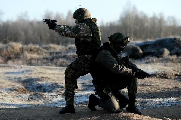 В Дагестане боевик застрелил офицера полиции