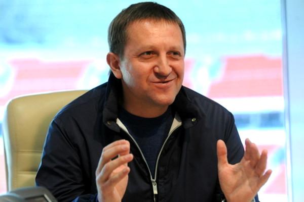 Первый капитан сборной Украины возглавил футбол ДНР