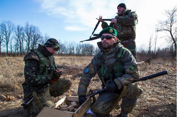 Украина бросила в битву за Донбасс исламские батальоны, - The New York Times