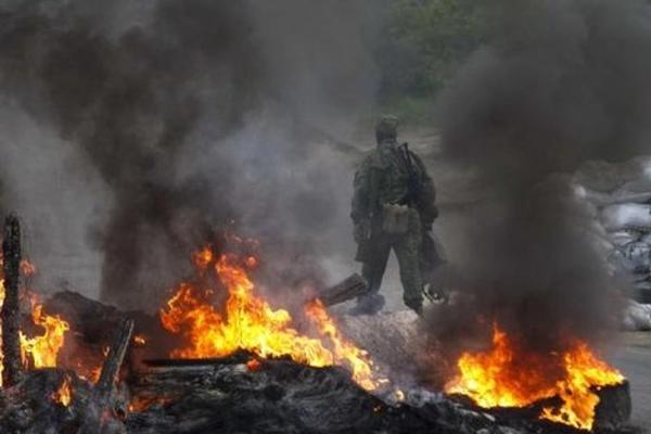 Украинская армия принялась обстреливать Донбасс «дедовским» способом